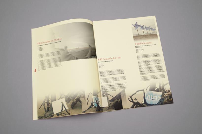"Proyecto editorial ""El signe a la natura"" 3"