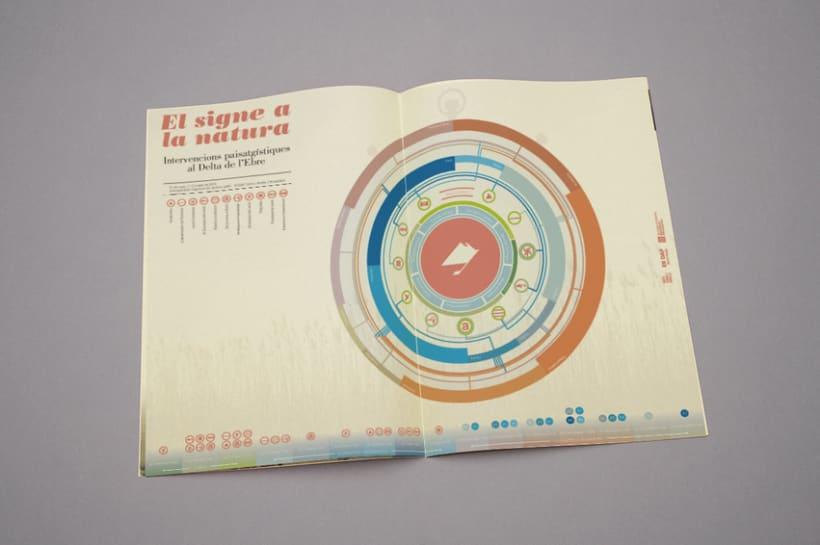 "Proyecto editorial ""El signe a la natura"" 4"