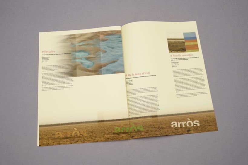 "Proyecto editorial ""El signe a la natura"" 6"