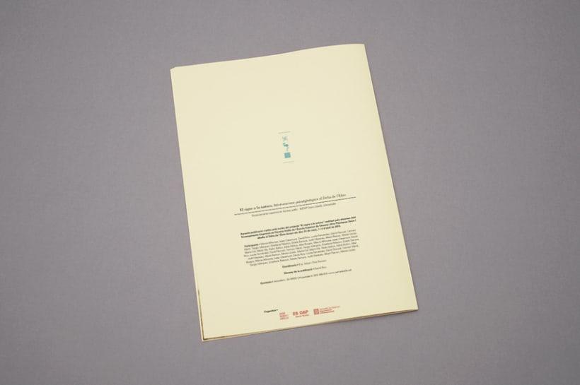 "Proyecto editorial ""El signe a la natura"" 7"