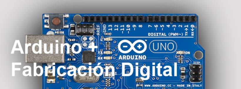 Curso de Arduino y Fabricación digital  -1
