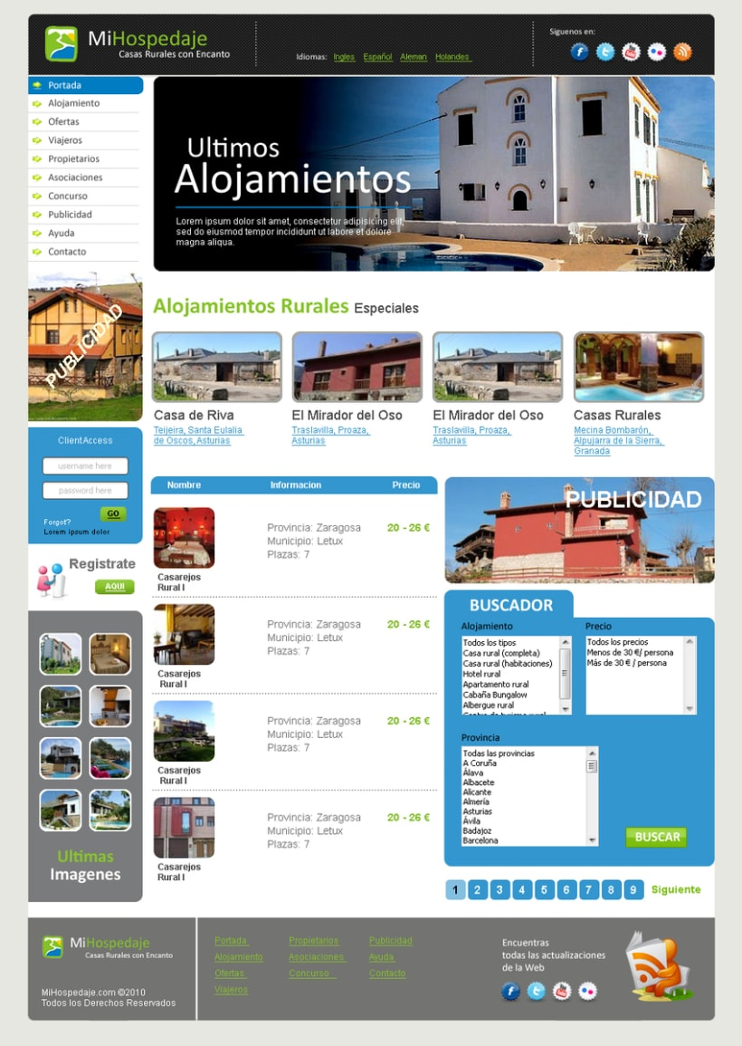 Sitio web Mi Hospedaje -1