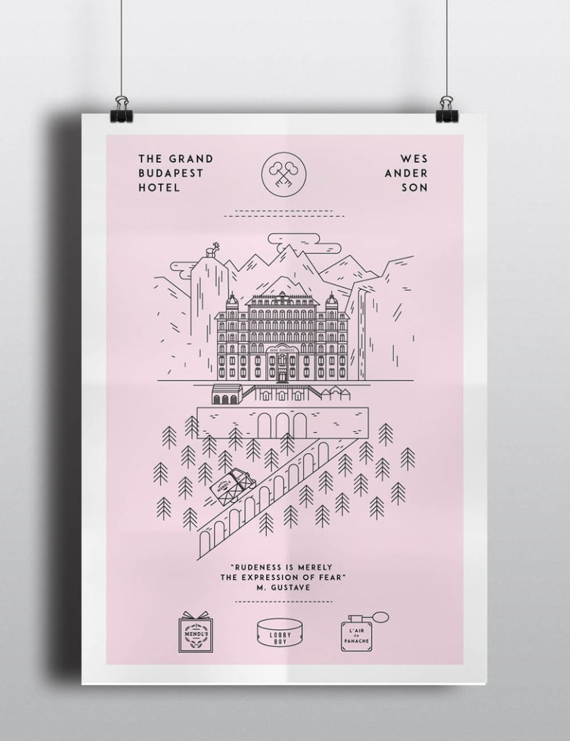 The Grand Budapest Hotel - Poster 0