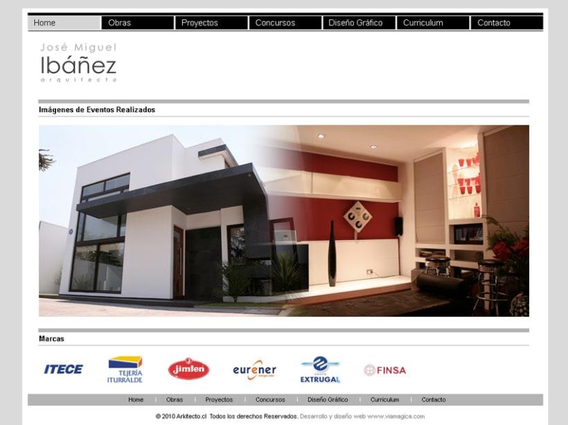 Sitio web Arkitecto -1
