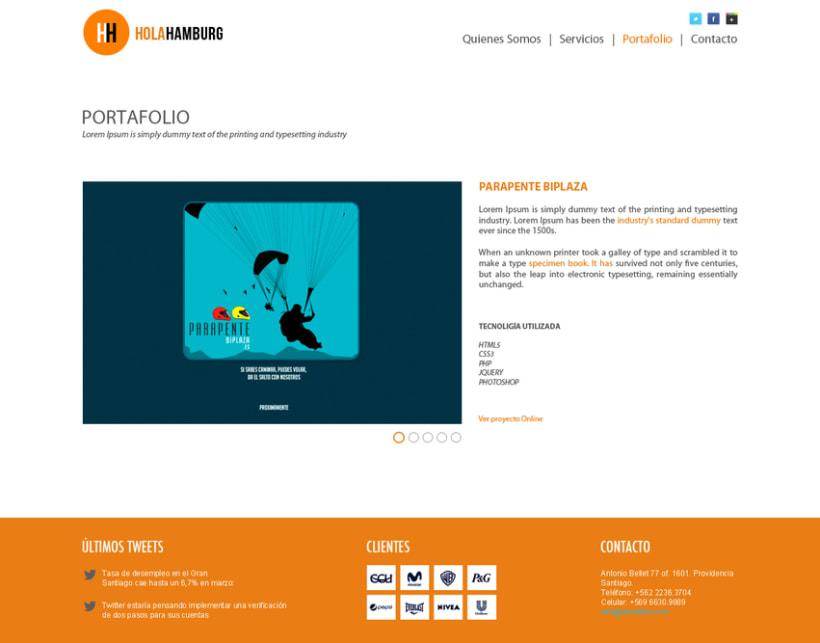 Branding HolaHamburg 1