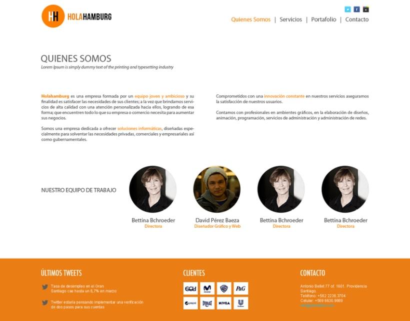 Branding HolaHamburg 3