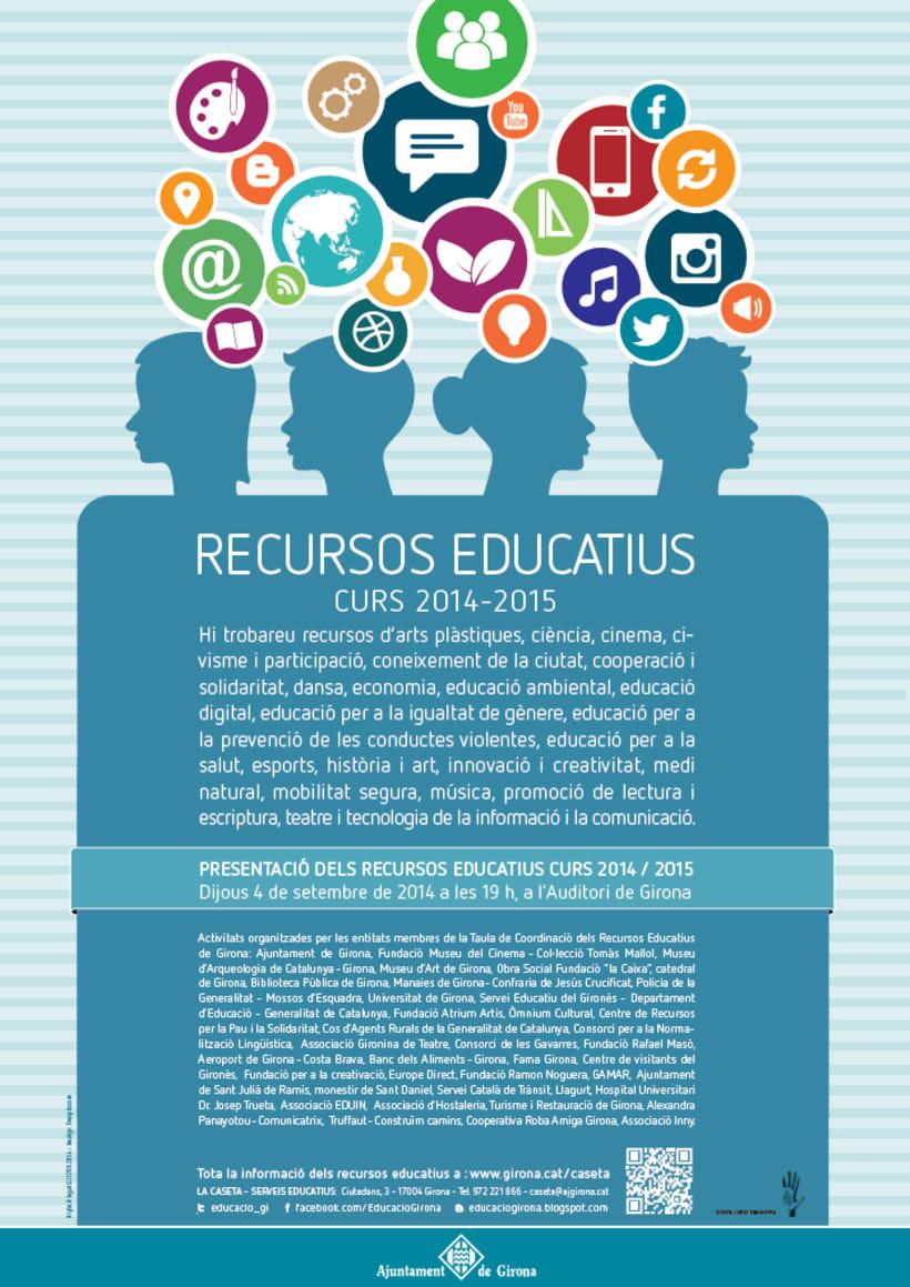 Recursos Educatius (Curs 2014-15) -1