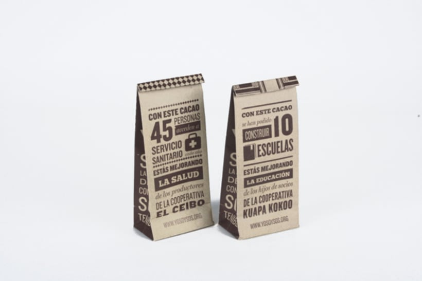 Visual Identity & Packaging - Yosoysos 4