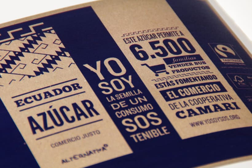Visual Identity & Packaging - Yosoysos 9