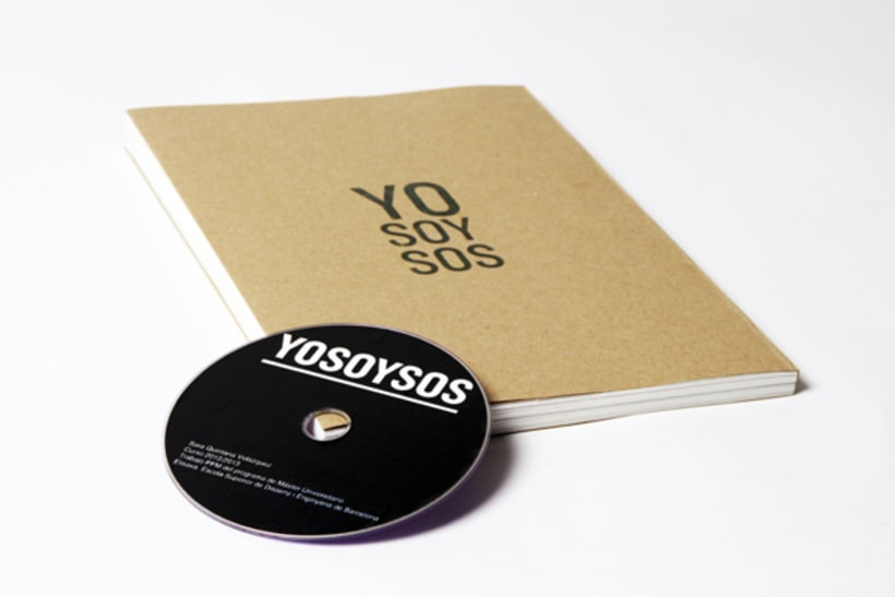 Visual Identity & Packaging - Yosoysos 10