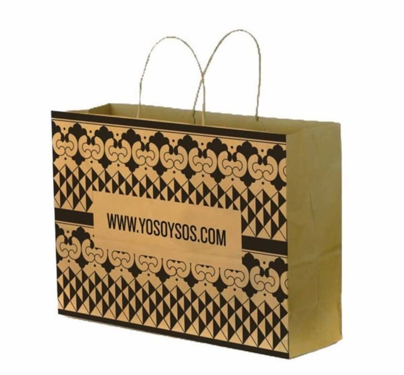 Visual Identity & Packaging - Yosoysos 11