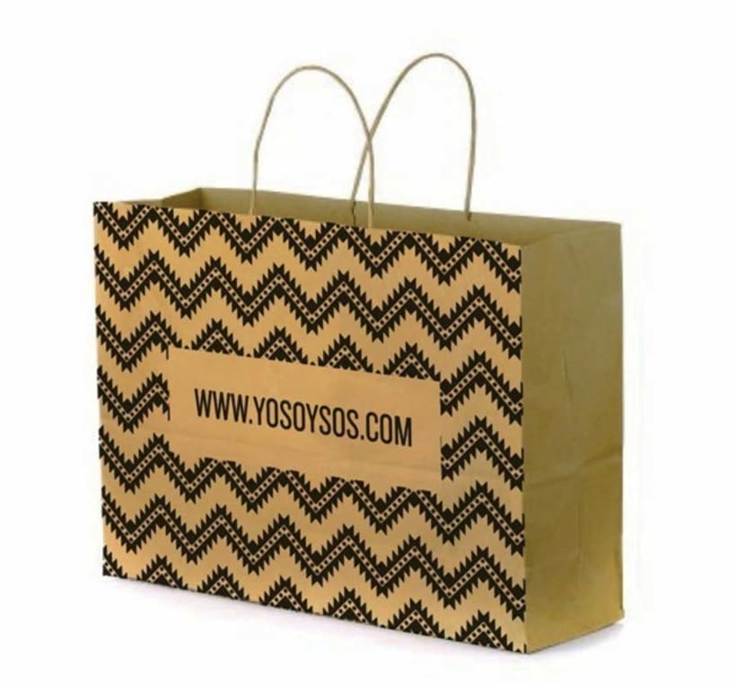 Visual Identity & Packaging - Yosoysos 12