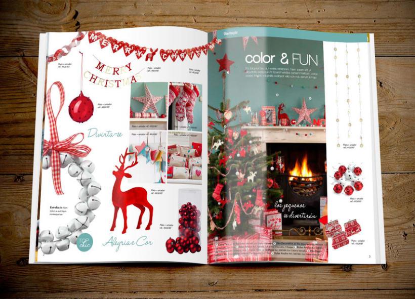 Concurso catálogo de navidad 0