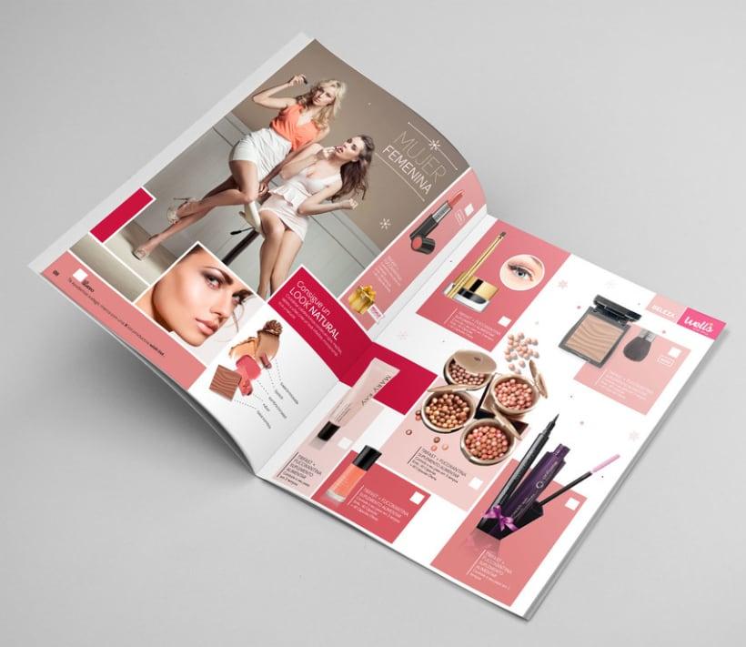 Concurso catálogo de belleza 0