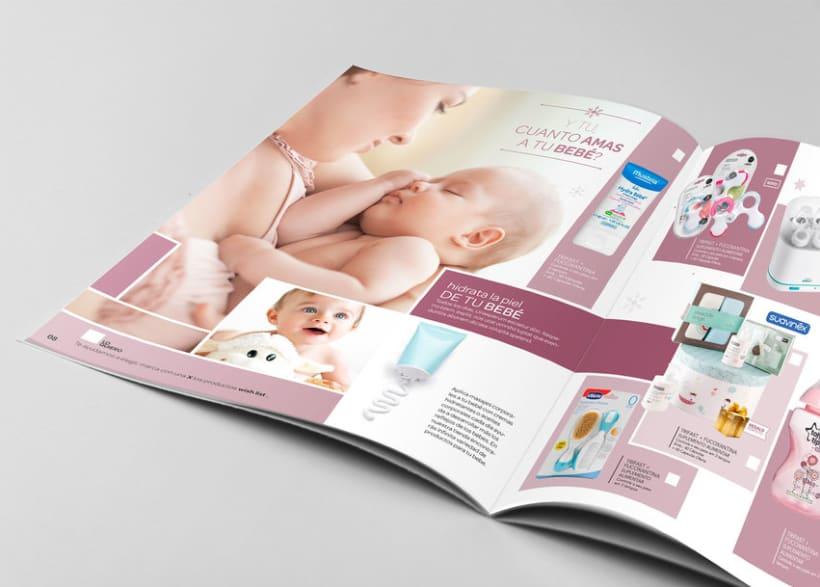 Concurso catálogo de belleza 2