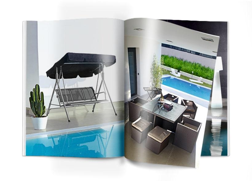 Catálogo muebles dirección de arte foto 1