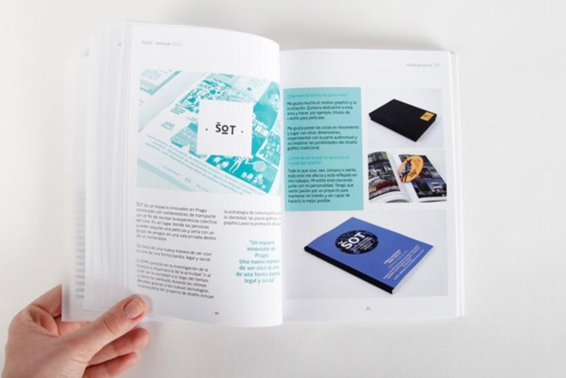 Editorial Design - Yearbook Elisava - 12/13 10