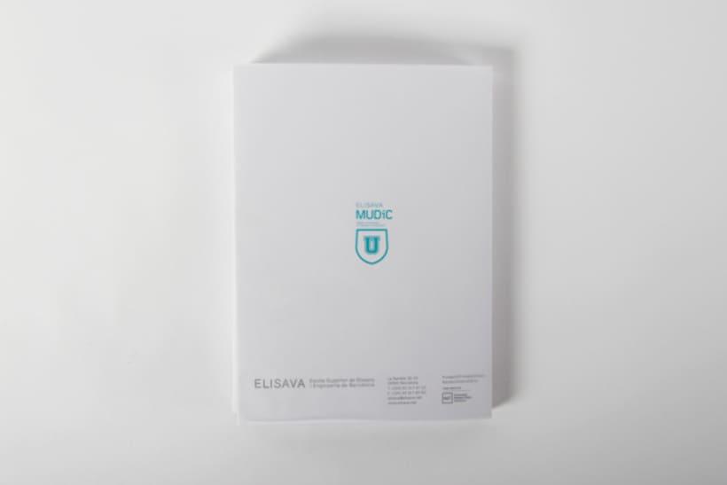 Editorial Design - Yearbook Elisava - 12/13 18