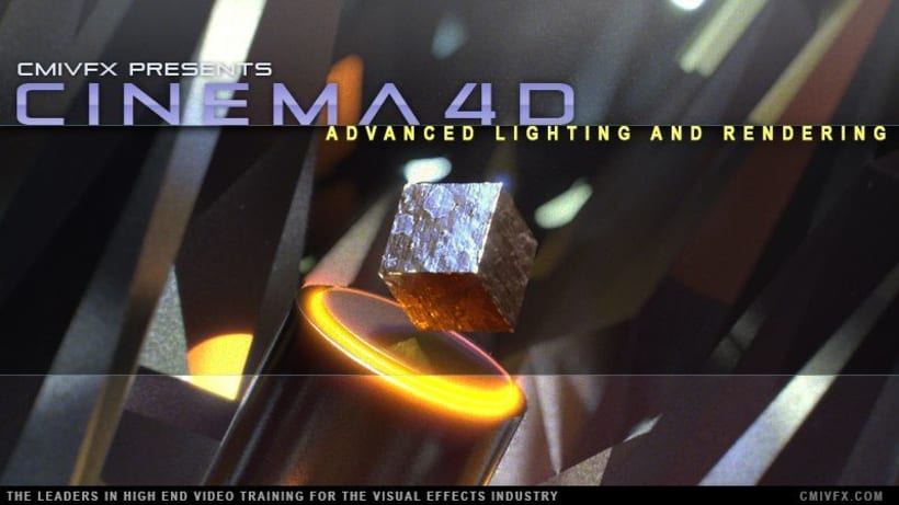 Advanced Lighting and Rendering with Cinema 4D 0
