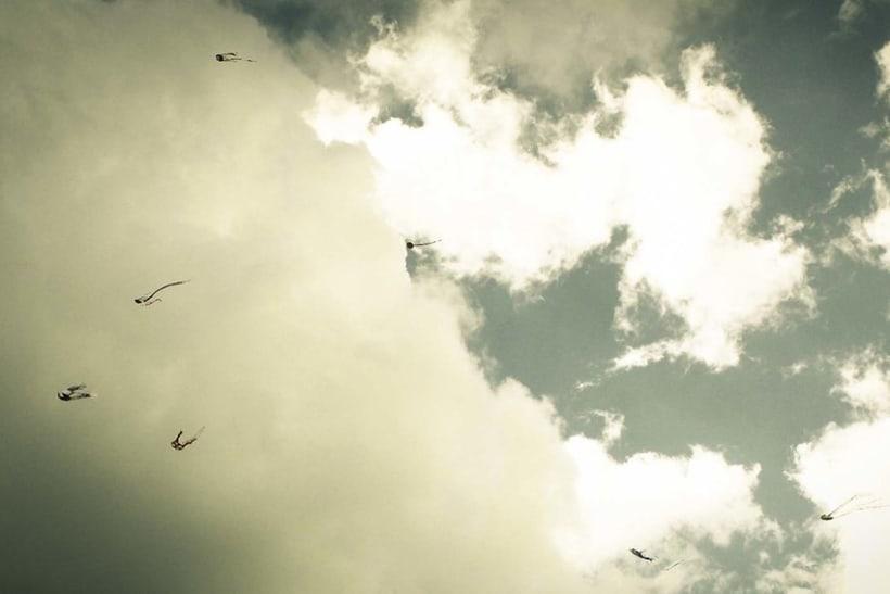 """SUMPANGO """"Cometas en el aire"""" 13"""