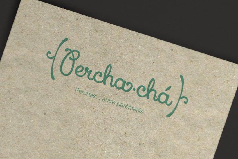 Percha·chá - Branding 0