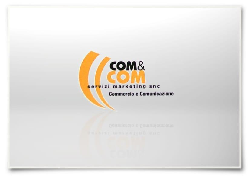 Com&Com brand identity -1
