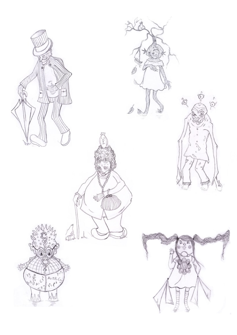 Character Design 14
