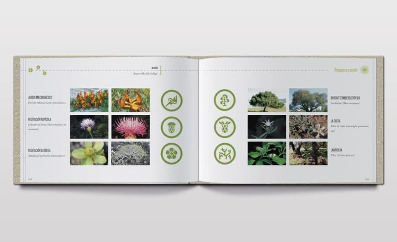 Visual Identity - Jardín Botánico Viera y Clavijo 5