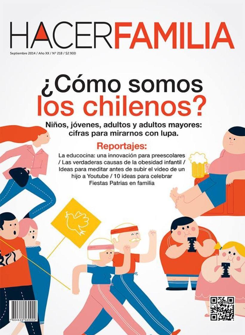 CHILENOS -1