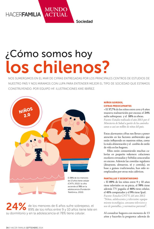 CHILENOS 4