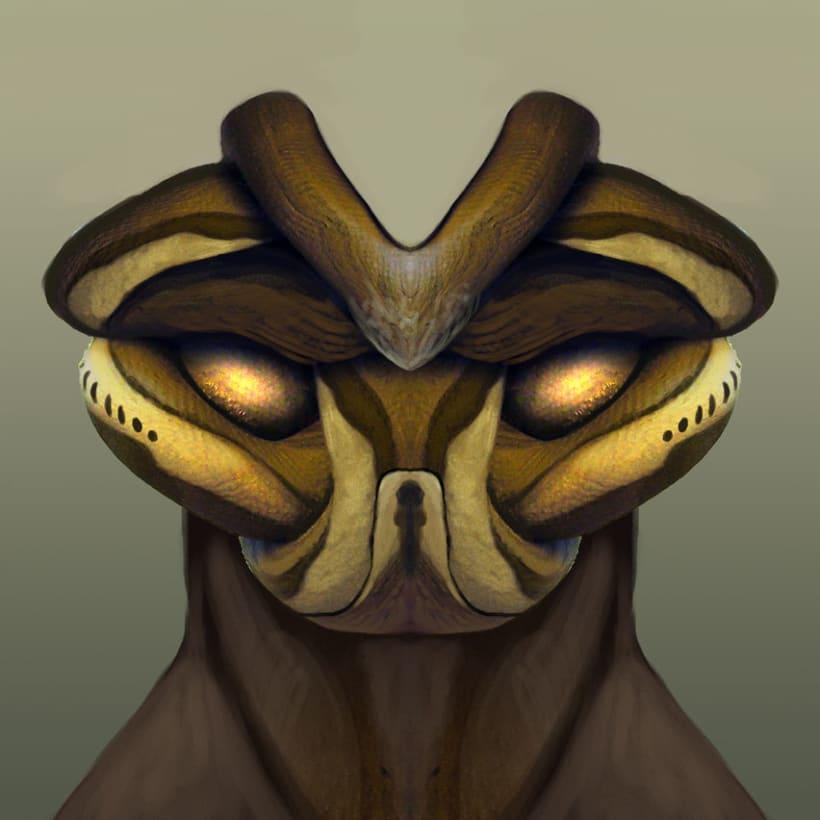 Alien Concepts. 8