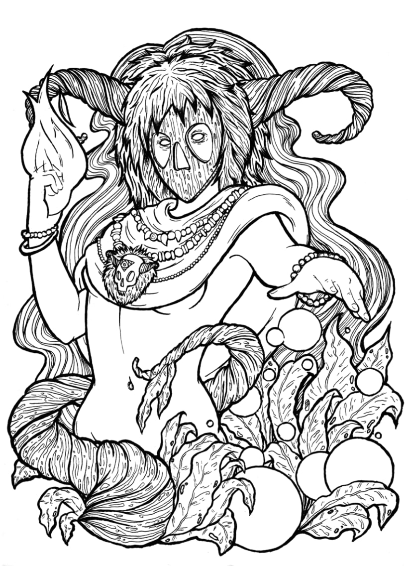 Voodoo girl 0