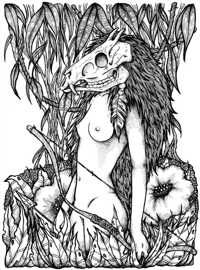 Skullflower 0