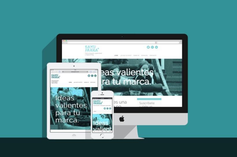SamuParra.com - Blog sobre comunicación, creatividad y copywriting -1