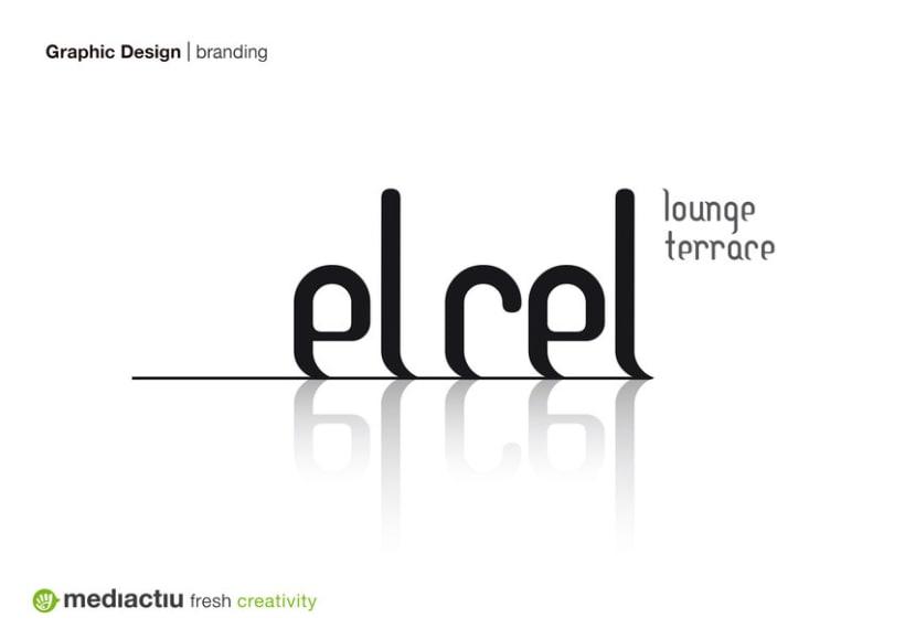 El Cel, branding 0