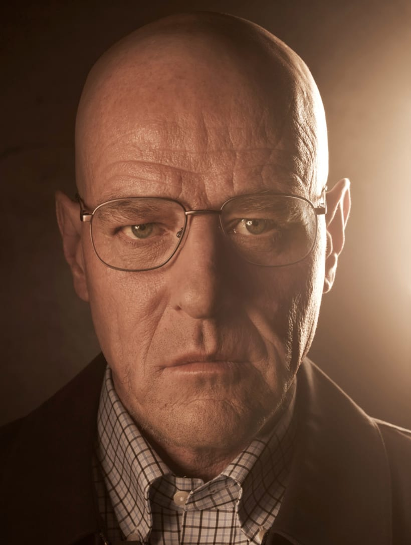 Walter Schrader o Hunk White? -1