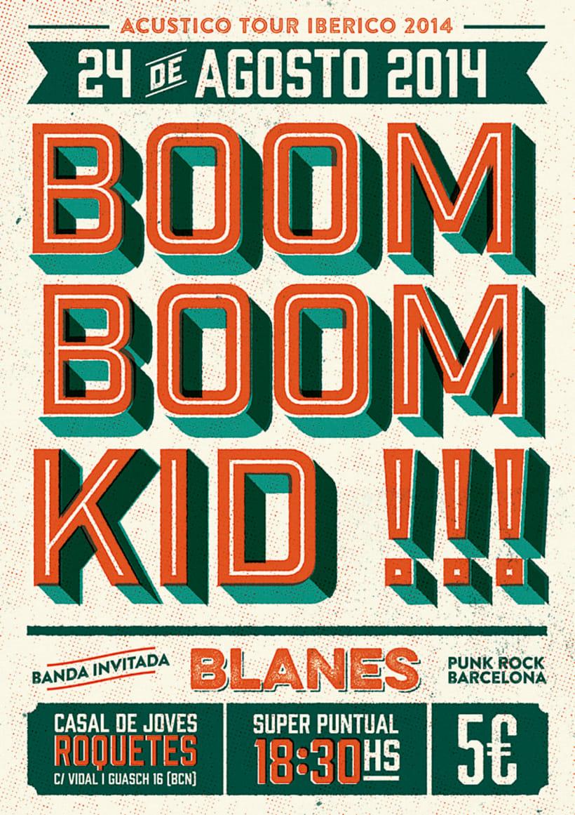 Boom Boom Kid 0