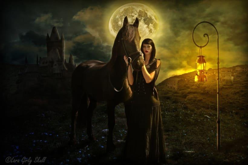 La dama de la noche 0