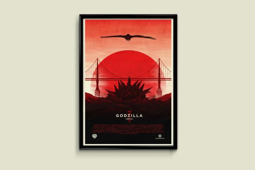 Godzilla  0
