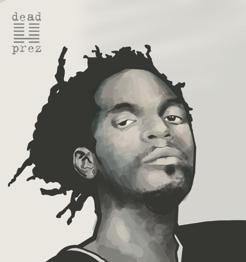 DEAD PREZ (Ilustración digital) -1
