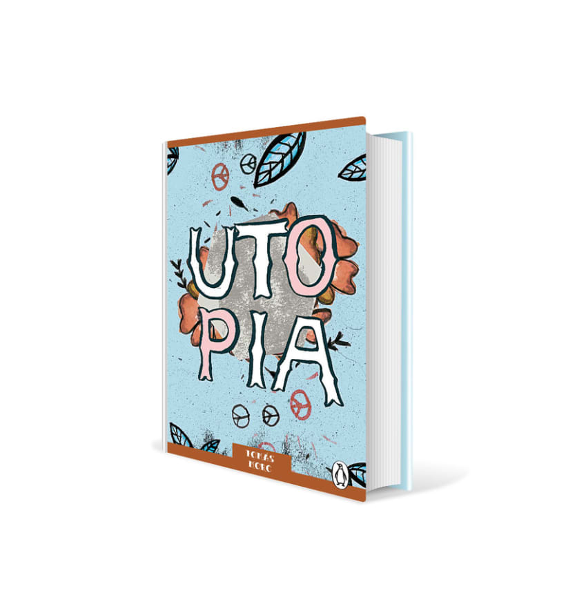 Portada Utopia  2