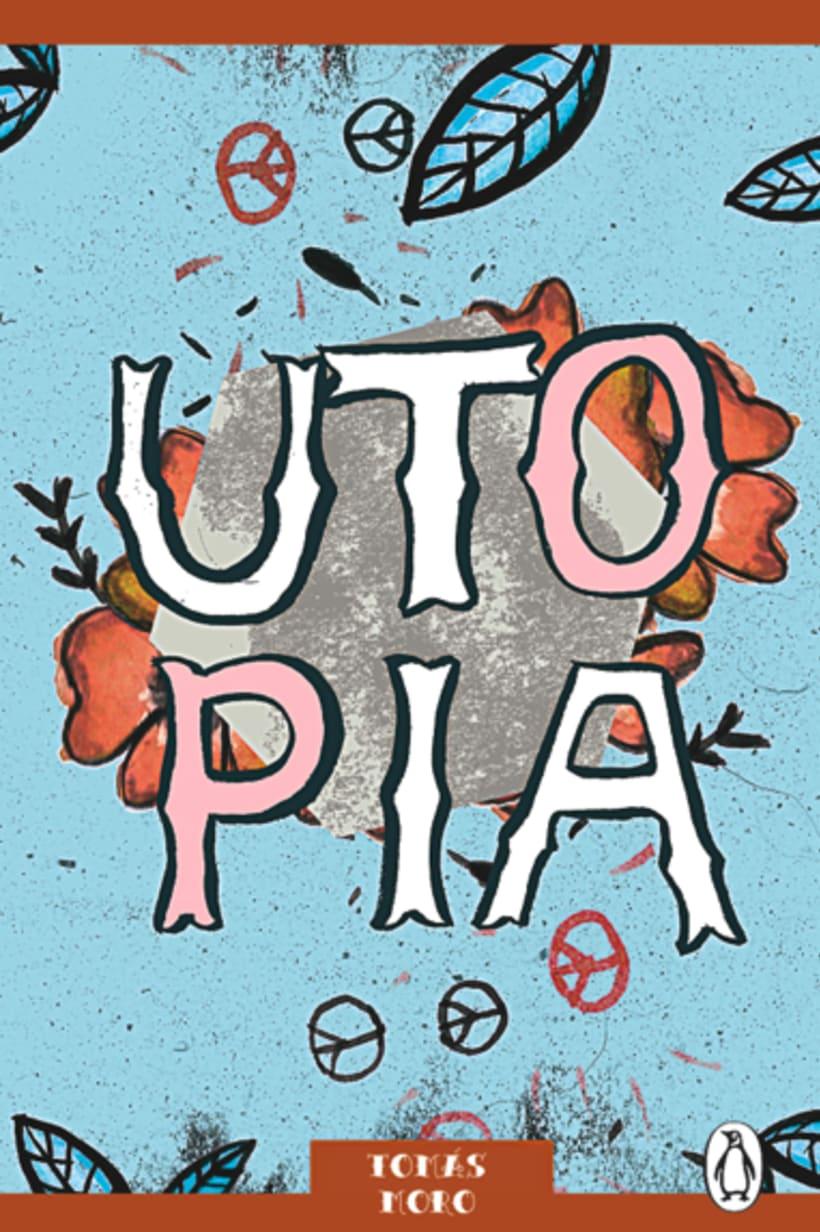 Portada Utopia  3