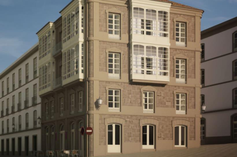INFOARQUITECTURA - HOTEL PAZO ALTAMIRA -1