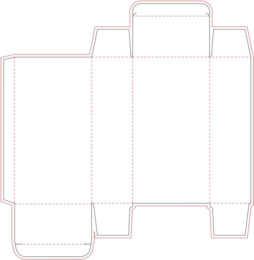Packaging: diseño de pack de perfume 2