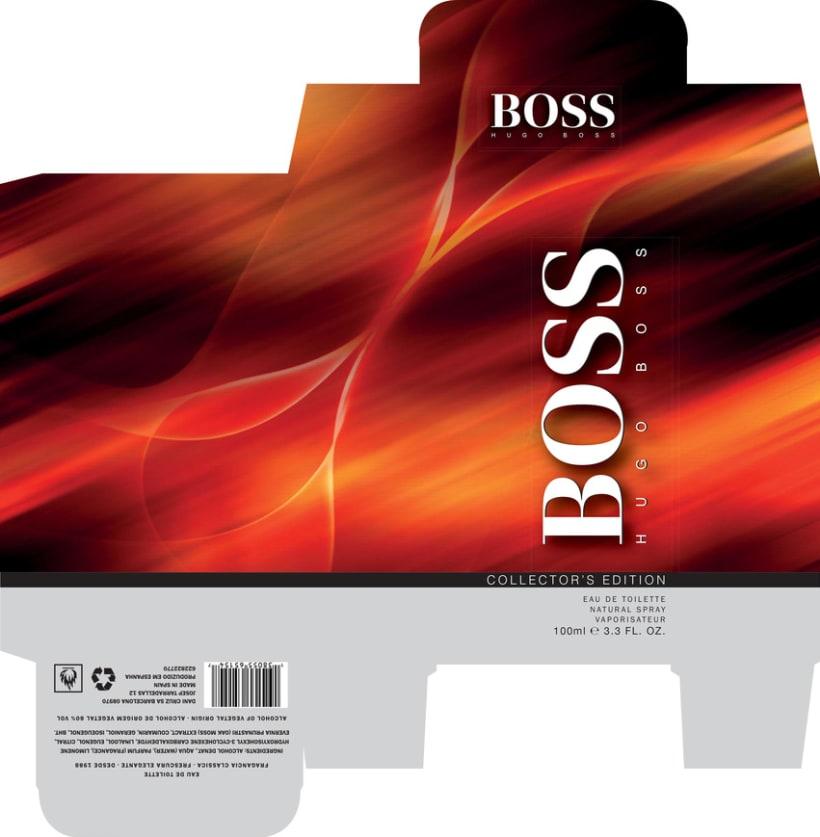 Packaging: diseño de pack de perfume 3