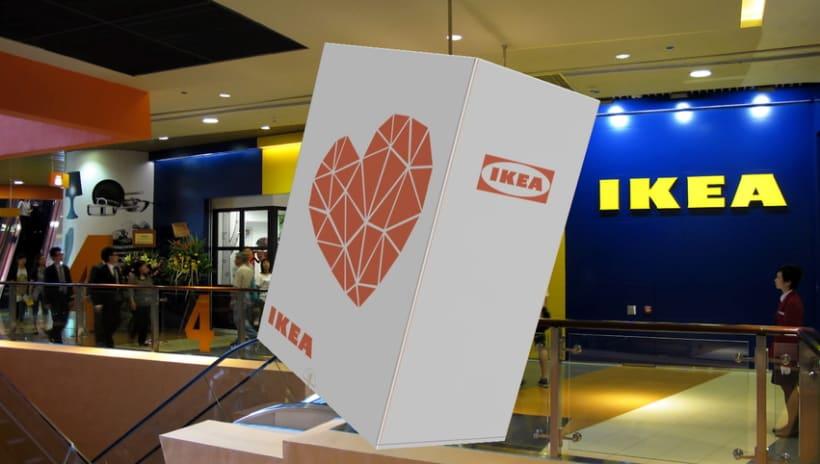 "Packaging: diseño de pack de copas resistente a golpes (San Valentín). Premio Liderpack 2014: Al mejor pack obra de estudiante ""Diseño Joven"" 0"