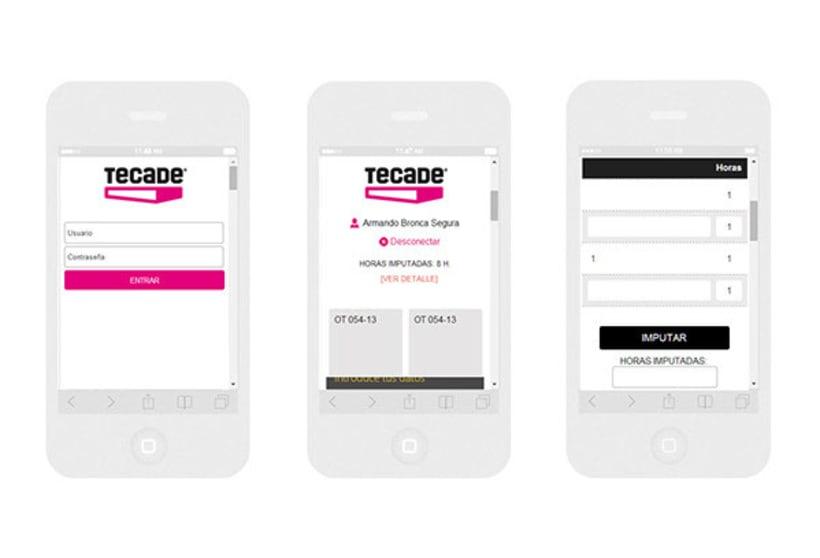 Tecade App 0