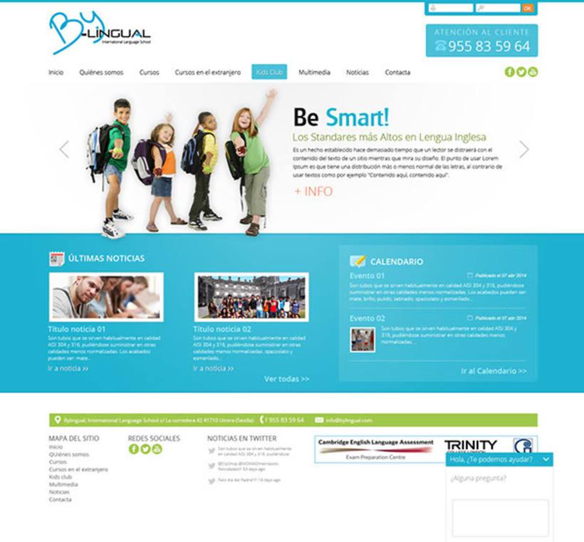 Bylingual International Language School -1