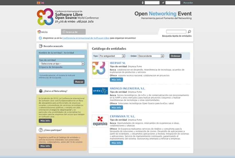 Open Source Networking Event -1