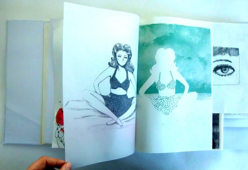 Artist Book 8